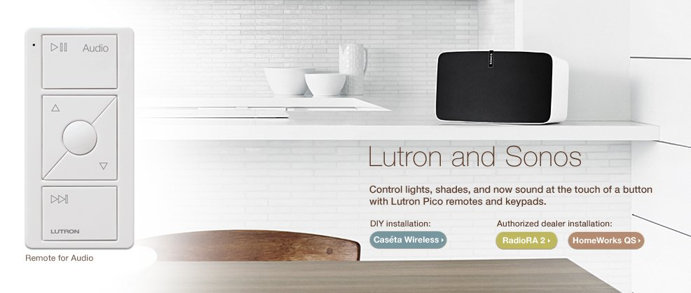 Kelowna Electrician: Epic Electric - Lutron & Sonos