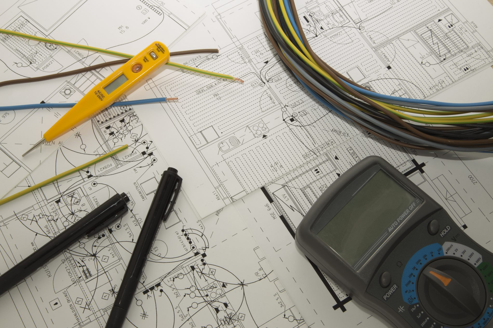 The History of In-Home Wiring - Electrical Systems | Epic Electric