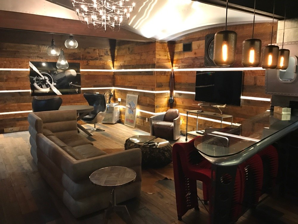 Kelowna Electrician: Epic Electric - Man Cave lighting design
