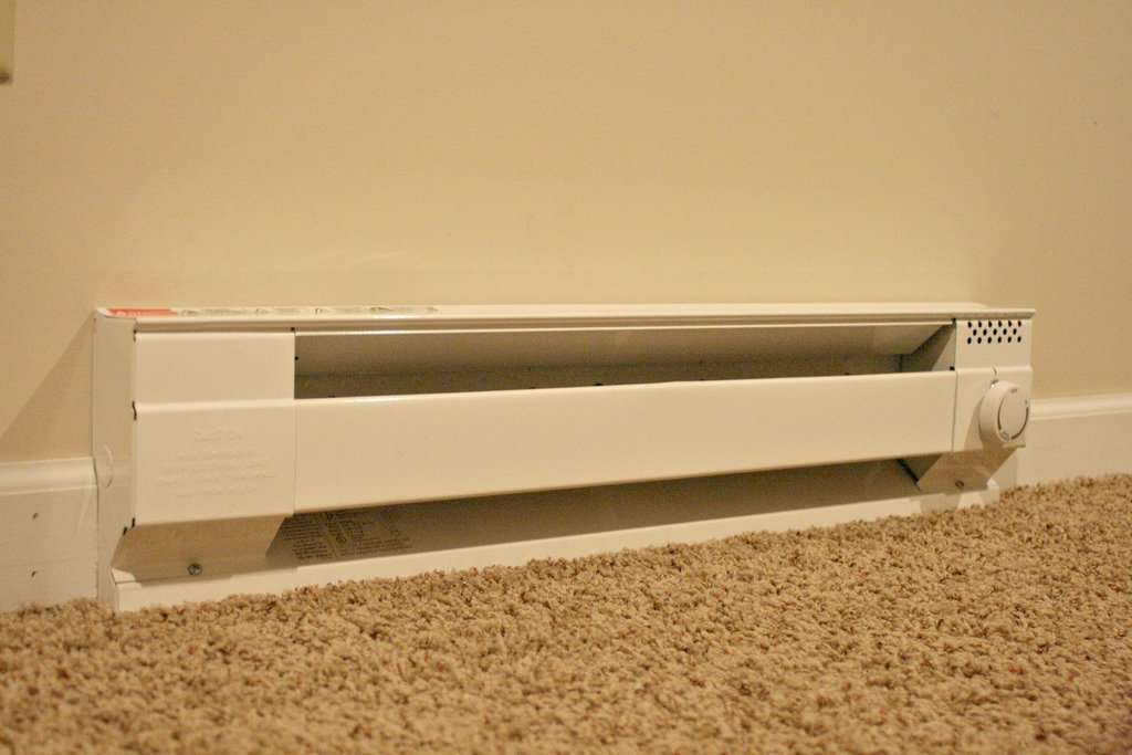 Kelowna Electrician: Epic Electric - Electric baseboard heater